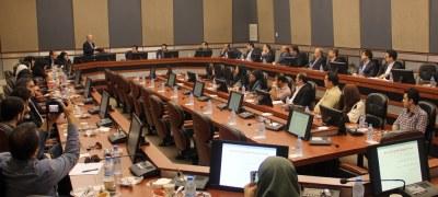 برگزاری نشست تخصصی فرصت ها و تهدید های ورود به WTO در زمینه صنایع غذایی در کیش