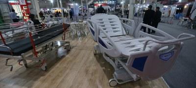 آغاز سومین نمایشگاه بین المللی تجهیزات پزشکی هرمز هلث در کیش