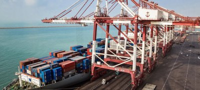 Loading, Unloading Goods in Kish Island Exceeds one Hundred Thousand Tons