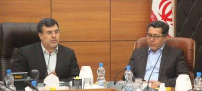 تاکید مدیرعامل سازمان منطقه آزاد کیش بر همگرایی با استان هرمزگان در جهت تحقق اهداف دولت