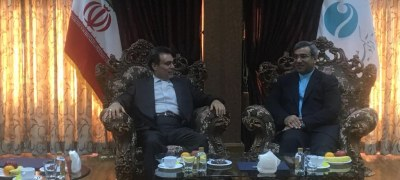امضاي تفاهم نامه همكاري بين سازمان منطقه آزاد كيش و بانك ملت