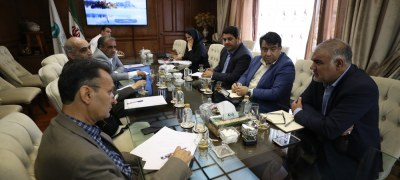 بررسی محورهای همکاری سازمان منطقه آزاد کیش و دانشگاه فردوسی مشهد در نشستی مشترک