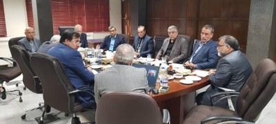 برگزاری جلسه شورای راهبردی شهر دانشی کیش