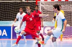 جزیره کیش منتخب اردوی تیم ملی فوتسال ایران