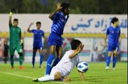 تساوی تیم ملی فوتبال ناشنوایان کشورمان در اولین دیدار