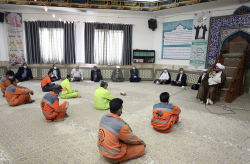 تقدیر امام جمعه کیش از تلاش های شرکت عمران، آب و خدمات در جهت توسعه خدمات شهری